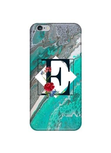 People's Cover iPhone 6/6S Baskılı Harfli Telefon Kılıfı Renkli